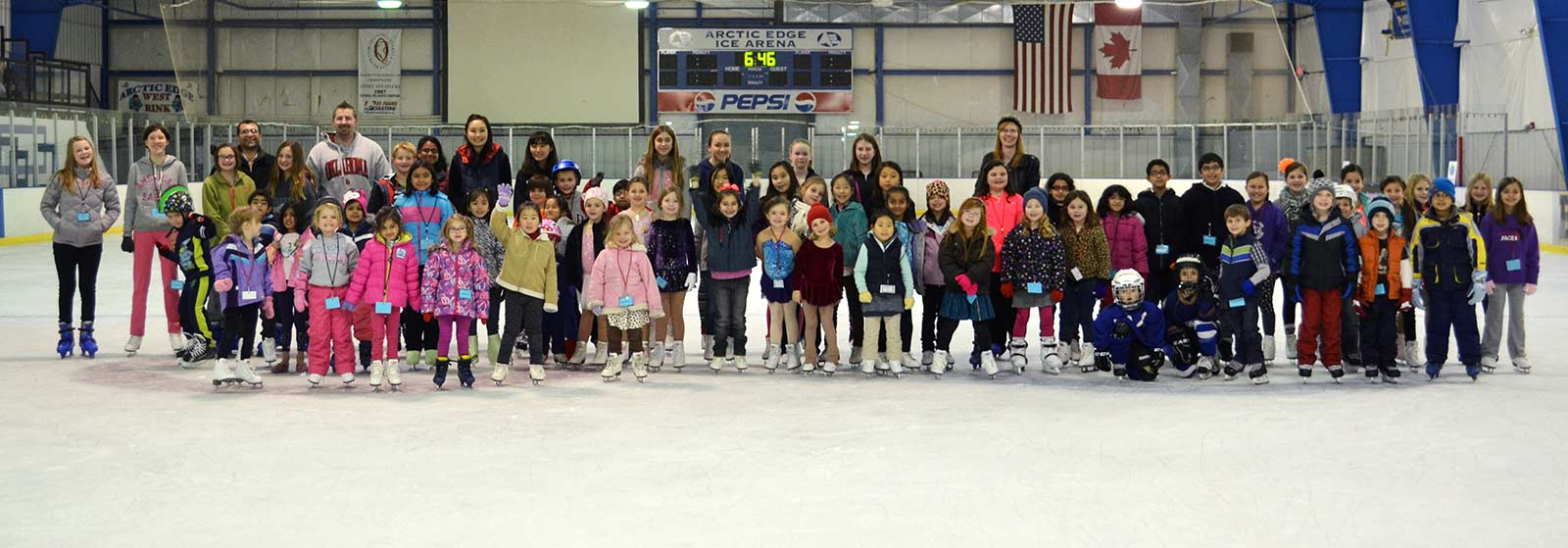 Arctic Edge Ice Arena of Canton - Skating Rinks - 46615 ...